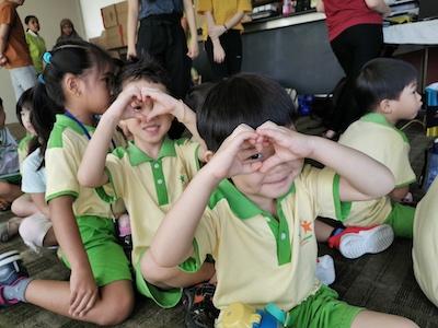 Joyous Kiddy Inclusive Preschool Program Photo