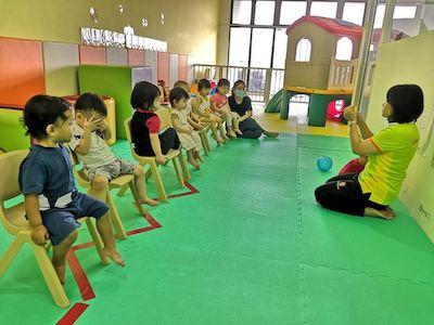 Joyous Kiddy Young Toddler Program Photo