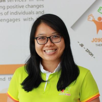 Joyous Kiddy Head of Education Ong Chiau Yi