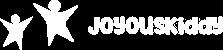 Logo Joyous Kiddy - White